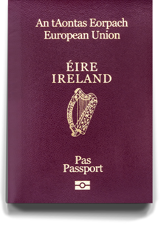 Ireland Passport