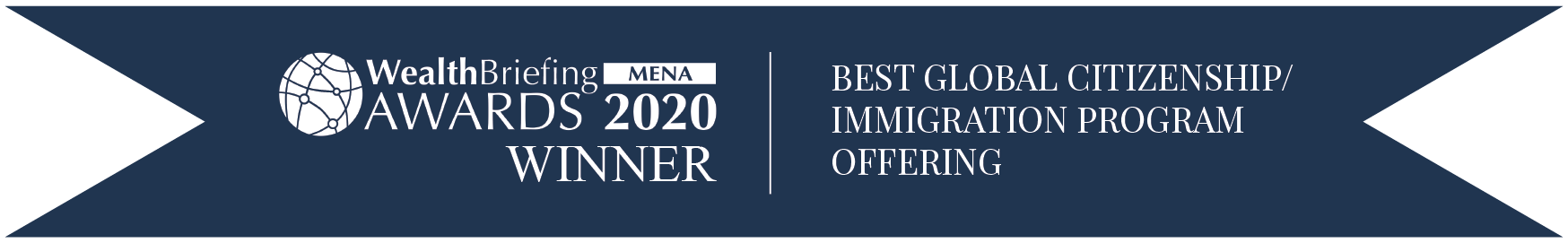 Best Citizenship By Investment Service Provider 2021
