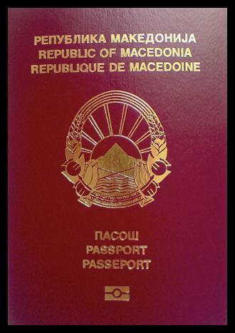 North Macedonia Passport