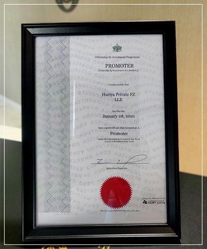 St. Lucia License